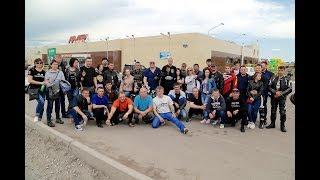 Opening of motoseason 2017 MOTOFRATERNITY of gramme of Shakhtinsk