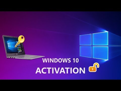 Windows 10 Activator - Windows 10 Activation 2019 ✅