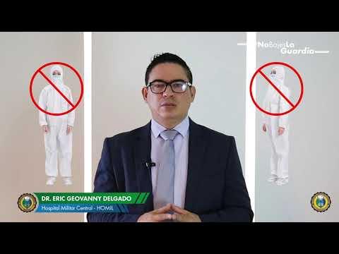 ¿Es recomendable el uso de trajes mono para evitar el contagio por COVID-19?