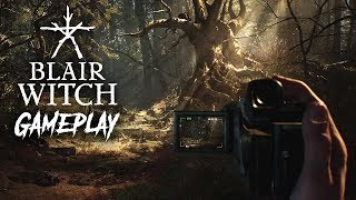 BLAIR WITCH Early Exclusive Gameplay & Impressions
