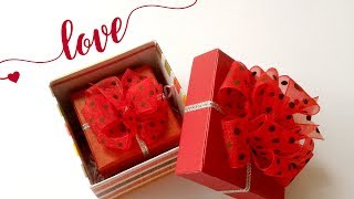 Simple gift for lover