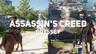 Assassin's Creed: Odyssey. Первый взгляд
