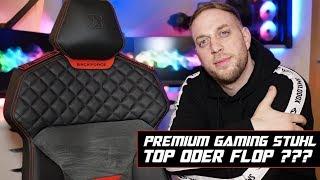 Besser als alle anderen Gaming Stühle? Ich zeige euch die Stärken und Schwächen vom Backforce One!