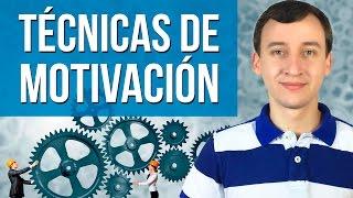Video: 4 Técnicas De Motivación Personal Probadas Científicamente