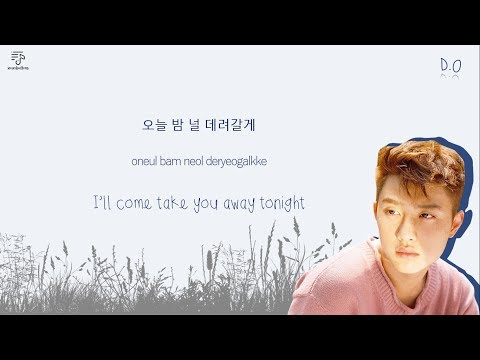 EXO 엑소 - Walk On Memories 기억을 걷는 밤 Color-Coded-Lyrics Han L Rom L Eng 가사  By Xoxobuttons