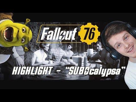 Nakashiho Fallout Bažina - Stream Highlight