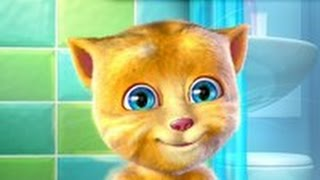 Развивающий мультик.Учим цвета с котиком Джинджер.(Рыжик)