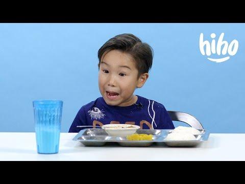 Barna skjønner ikke bæret av den svenske lunsjen