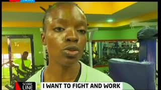 Christine : I want to fight and work