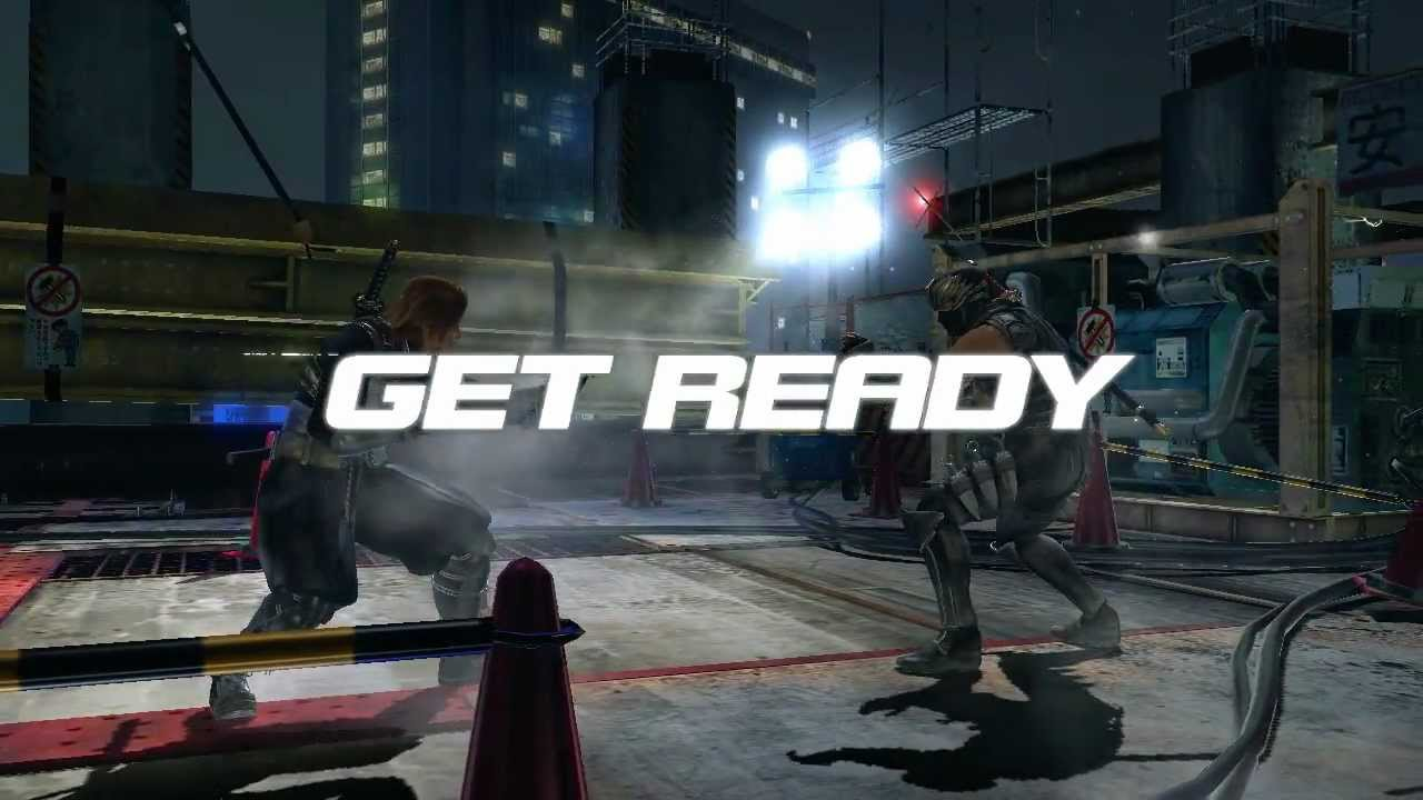 First Video Of Dead Or Alive 5 In Ninja-On-Ninja Action