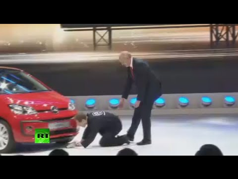 """Un comediante nos recuerda el """"Dieselgate"""" de VW"""