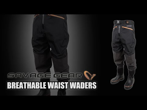 Savage Gear   BREATHABLE WAIST WADERS