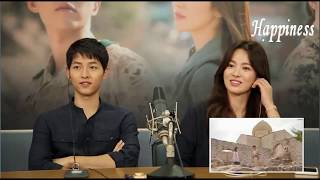 DVD Cut Director Descendant of the Sun - Commentary Couple Sub Indonesia