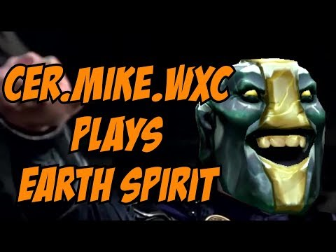 Cer.Mike.WxC Plays EARTH SPIRIT
