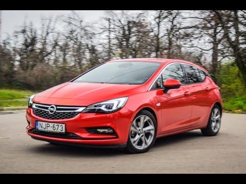 Opel Astra K Astra К Хетчбек класса C - тест-драйв 3
