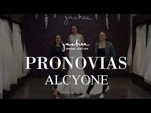 Pronovias ALCYONE - Bridal Gown Real Review Wedding Dress | Jaehee Bridal
