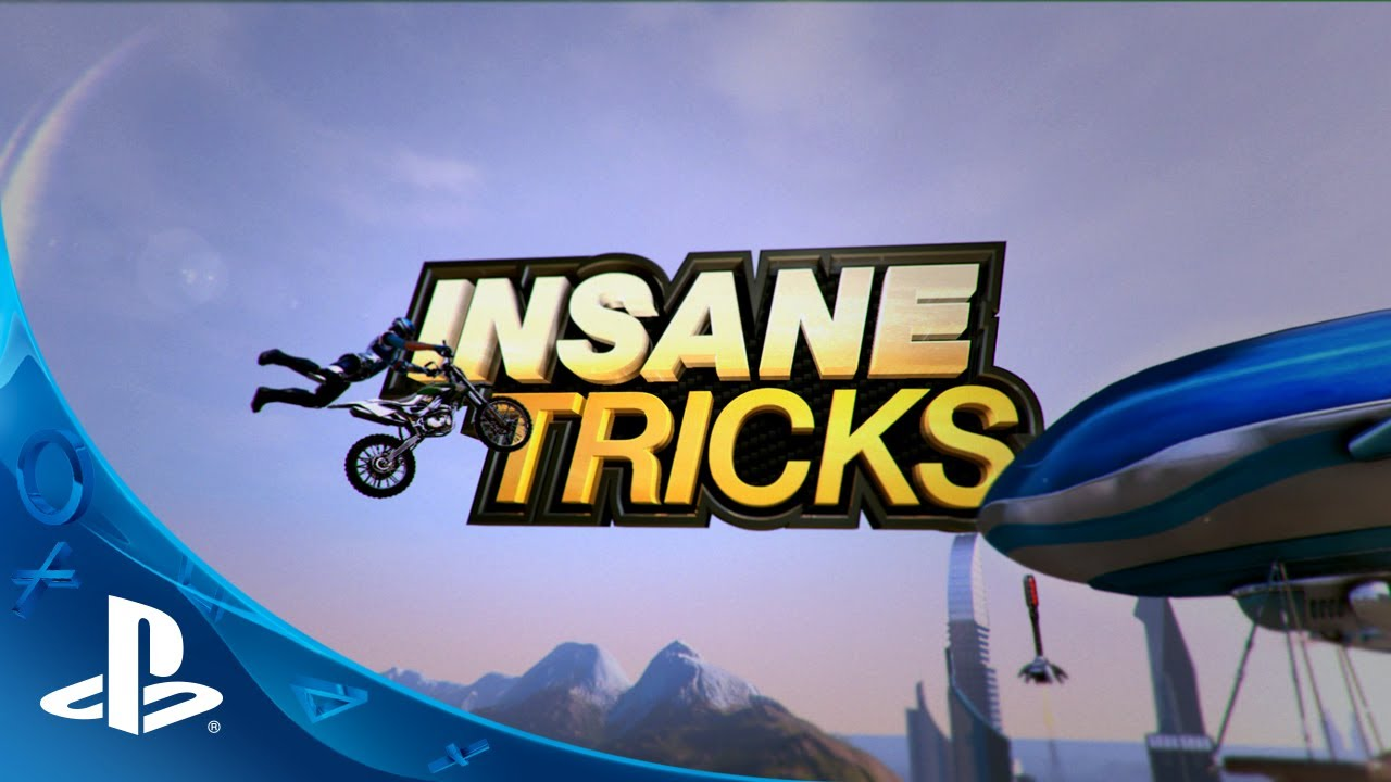 Trials Fusion Comes to PS4 April 16th