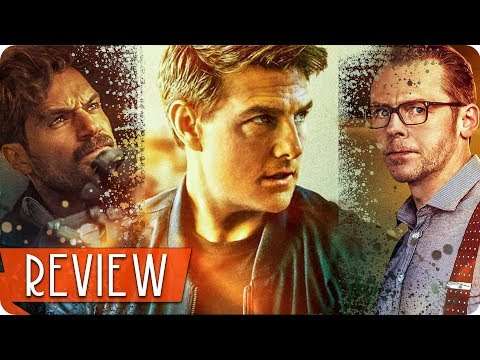 MISSION: IMPOSSIBLE 6 - FALLOUT Kritik Review (2018)