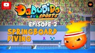 DaDuDiDo Sports new episode Springboard Diving