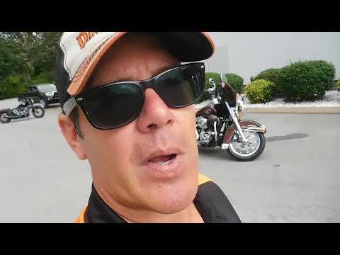 2011 Harley-Davidson Electra Glide Ultra Classic at Bumpus H-D of Murfreesboro