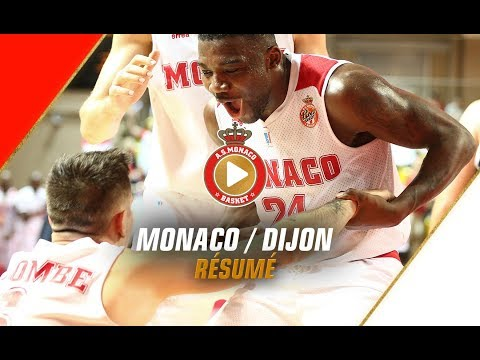 PLAYOFFS — Monaco 84 - 75 Dijon — 1/2 finale, match 2 — Highlights