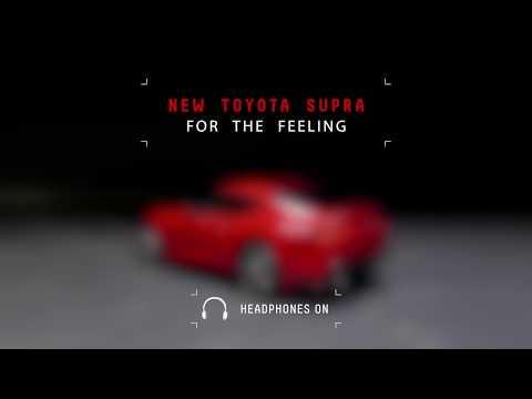 Sound of the new Supra