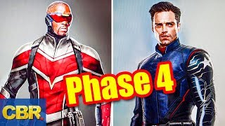 mqdefault - Marvel Phase 4 Suits Will Be Way More Advanced Than Before