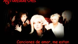 Cinema Bizarre Lovesongs (They kill me) Traduccion en español