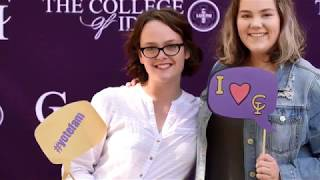 The Freshman Move-In Experience - The College of Idaho