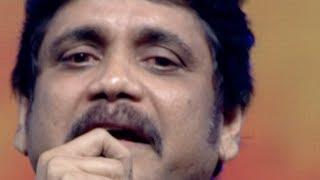 Nagarjuna turns emotional at Manam Sangeet