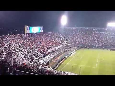 """""""Hinchada de River Plate, copamos Asunción...Camino al Titulo de la Copa Libertadores 2015."""" Barra: Los Borrachos del Tablón • Club: River Plate • País: Argentina"""