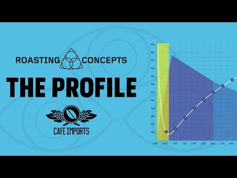 Roasting Concepts ep. 8 - The Profile