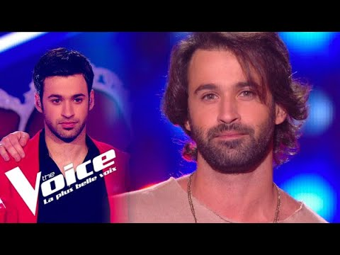 The Weeknd – Can't Feel My Face   Anthony Touma   The Voice All Stars France 2021  Blind...