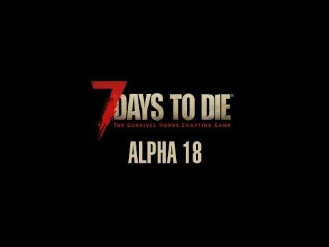 7 Days To Die | Live Stream (Alpha 18) - Dead Zone