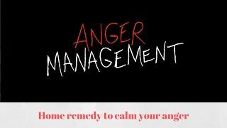 Fruit Juice that calm your anger || ILG
