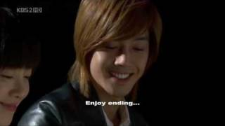 "Дорама ""Цветочки после ягодок"", SS501- The One (eng sub) with BOF Jihoo & Jandi"