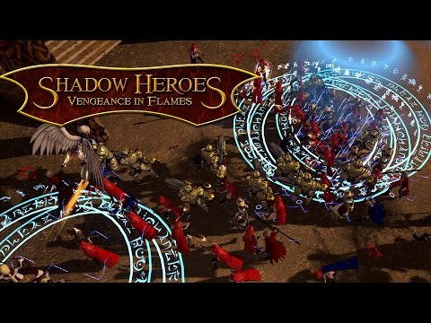Shadow Heroes: Vengeance in Flames - Official Trailer thumbnail