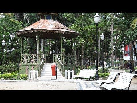 Cantagalo tem praça centenária cheia de histórias