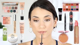 I Tried A TON Of New Drugstore Makeup...Whats New At The Drugstore 2020?