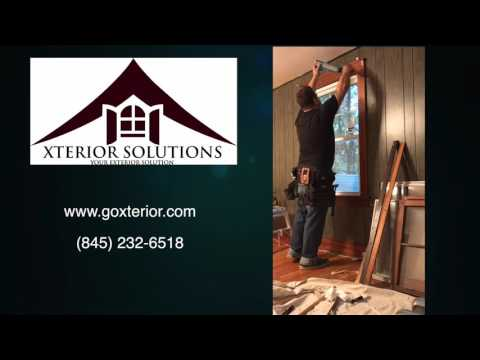 Window Replacement Time Lapse - Xterior Solutions