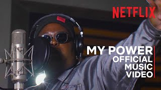 """""""MY POWER"""" OFFICIAL MUSIC VIDEO WITH LYRICS 