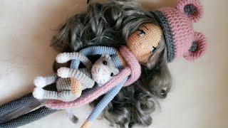 Mini Cat Amigurumi Crochet Tutorial