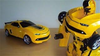 JiaQi TT 661 - Transformer 2.4 GHZ RC Car / Spielzeug von Banggood.com