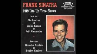 Frank Sinatra - Maybe It's Because