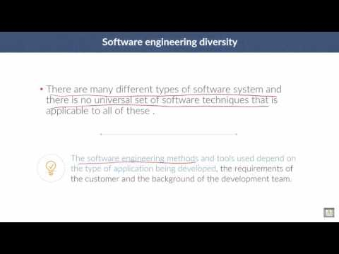 شرح درس C1 - L5 | Software engineering diversity - Software