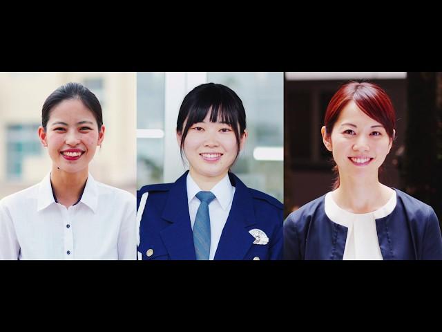 福岡県警察官募集~私は、HEROになる~(女性警察官からのメッセージ)