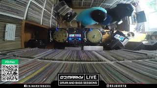 DJ Marky - Live @ Home x Drum And Bass Sessions [30.01.2021]