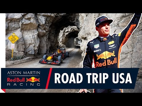 On The Road Again | Max Verstappen Takes F1 From The Rocky Mountains To Miami.