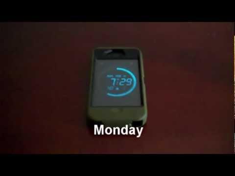 Video of Wave Alarm - Alarm Clock