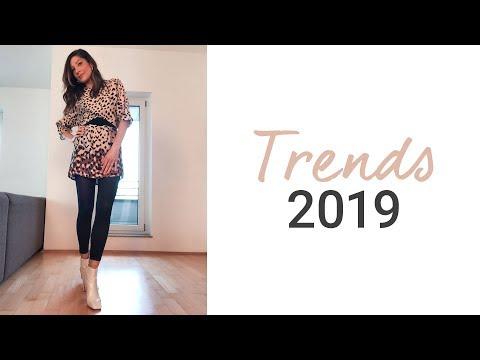 Trends 2019: Das sind die 10 größten Modetrends in 2019 | natashagibson